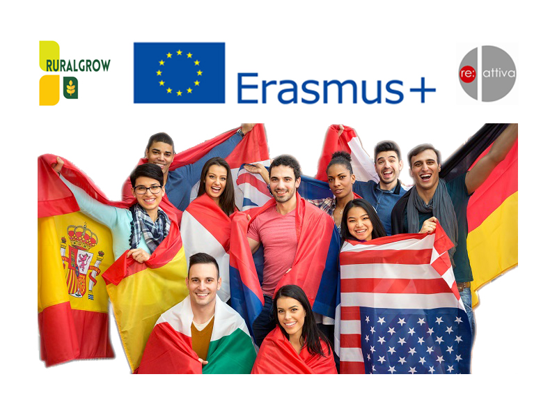 Progetto Erasmus «RURALGROW»