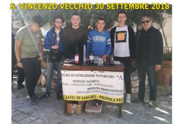 Giornata nazionale borghi autentici – S. Vincenzo vecchio  30 settembre 2018