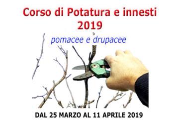 Corso di potatura 2019 sede Avezzano
