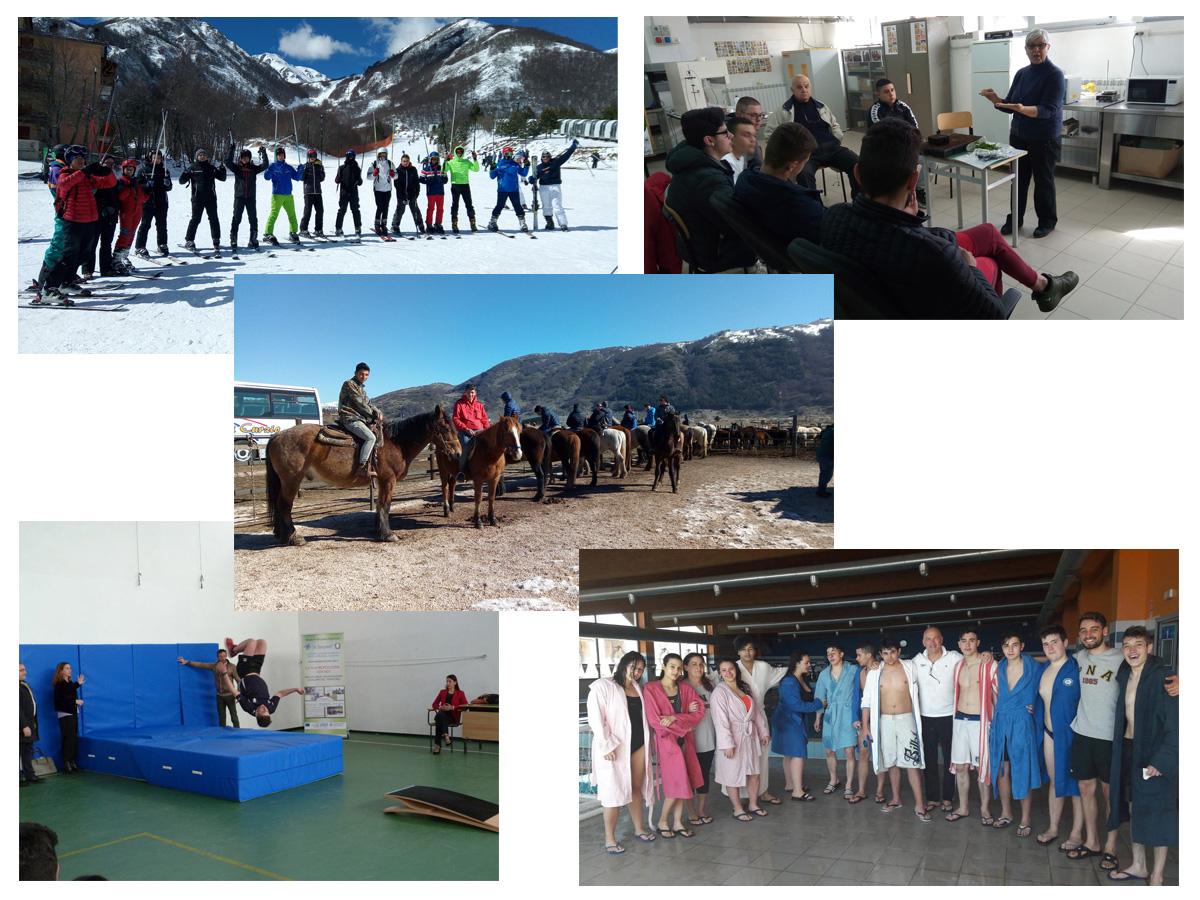 Settimana dello Sport, Cultura e Arte 12-16 marzo 2019