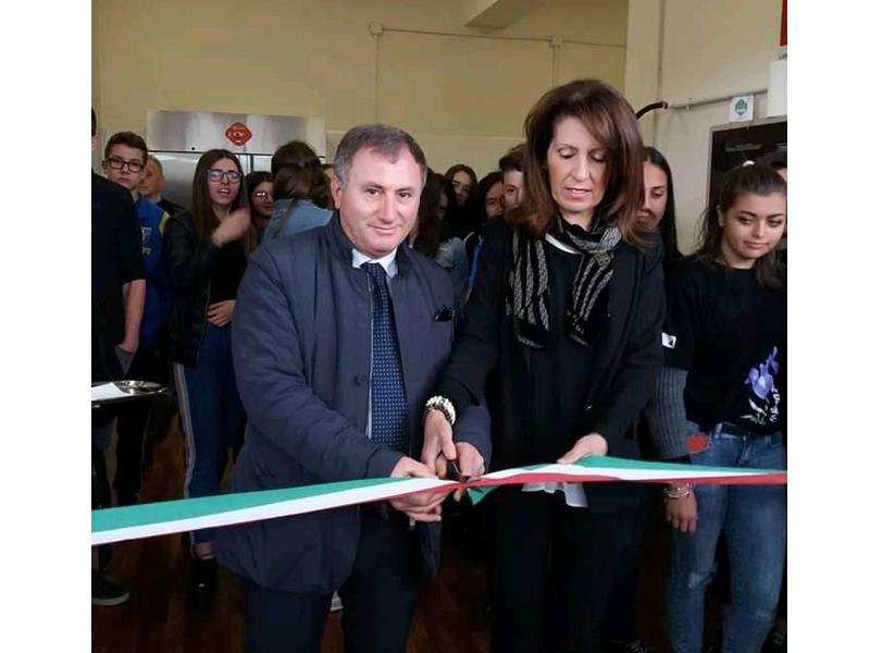 ARTICOLO IN NEWS inaugurazione laboratorio caseario