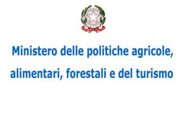 Ministero Agricoltura: concorso per 35 Funzionari Agrari