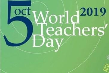5 ottobre, giornata mondiale degli insegnanti