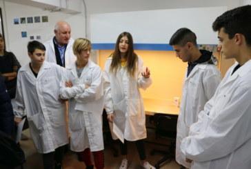 """Progetto Q.A.S.A.: attività con gli studenti delle scuole medie """"Collodi-Marini"""" e """"Corradini Pomilio"""" – 27 novembre 2019"""