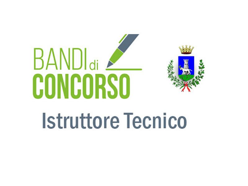 COMUNE DI SAN VITO DEI NORMANNI (BR): CONCORSO PER ISTRUTTORE TECNICO
