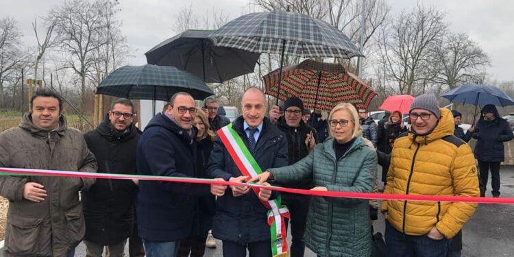 """Inaugurato il depuratore Rio Pago Santilli """"Non può che generare soddisfazione per tanti aspetti soprattutto per l'ambiente"""""""