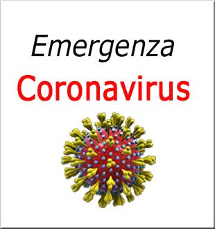 Comunicazioni urgenti emergenza coronavirus