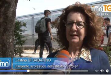 Rientro a scuola: le attività programmate per la settimana dell'accoglienza all' I.I.S. Serpieri ...